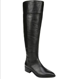 Daya Wide Calf Franco Sarto leather boots
